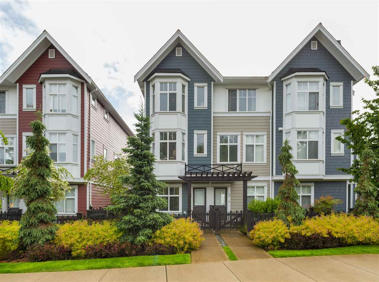 """Main Photo: 26 20852 77A Avenue in Langley: Willoughby Heights Townhouse for sale in """"ARCADIA"""" : MLS®# R2464910"""