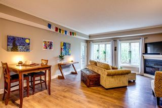 Photo 6: 222 15 Sunset Square: Cochrane Row/Townhouse for sale : MLS®# A1060876