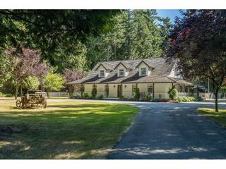 Photo 1: 2186 198 Street in Langley: Brookswood Langley House for sale : MLS®# R2489409