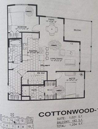 Photo 23: 1411 2 AUGUSTINE Crescent: Sherwood Park Condo for sale : MLS®# E4255632