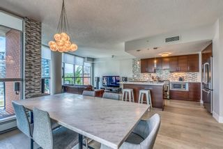 Photo 8: 502 735 2 Avenue SW in Calgary: Eau Claire Apartment for sale : MLS®# A1121371