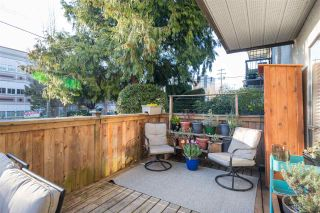"""Photo 15: 103 1515 E 5TH Avenue in Vancouver: Grandview Woodland Condo for sale in """"WOODLAND PLACE"""" (Vancouver East)  : MLS®# R2565904"""