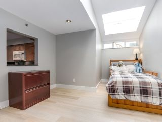 """Photo 12: 13 1350 W 6TH Avenue in Vancouver: Fairview VW Condo for sale in """"Pepper Ridge"""" (Vancouver West)  : MLS®# R2141623"""
