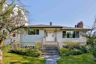 Photo 1: 5336 GILPIN Street in Burnaby: Deer Lake Place House for sale (Burnaby South)  : MLS®# R2090571
