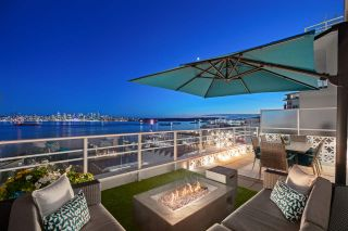 """Photo 2: 901 133 E ESPLANADE Avenue in North Vancouver: Lower Lonsdale Condo for sale in """"Pinnacle Residences at the Pier"""" : MLS®# R2605927"""