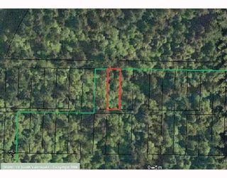Photo 1: # LT 11 INDIAN RIVER RD in North_Vancouver: Woodlands-Sunshine-Cascade Land for sale (North Vancouver)  : MLS®# V664273
