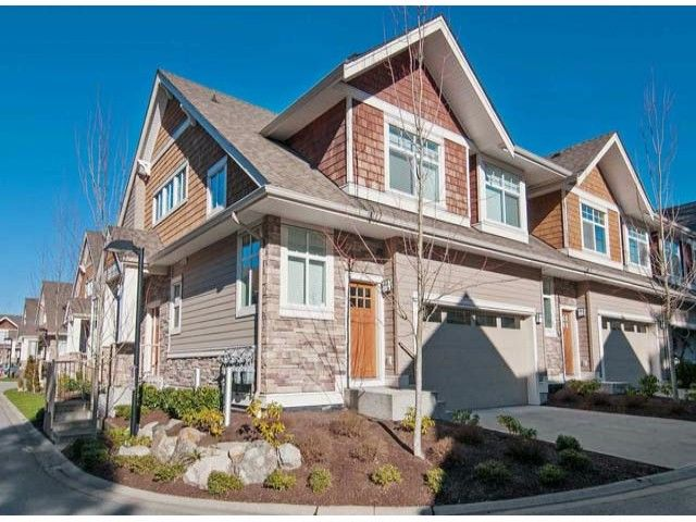 Main Photo: 19 2453 163 Street in Surrey: Grandview Surrey Townhouse for sale (South Surrey White Rock)  : MLS®# 1403209