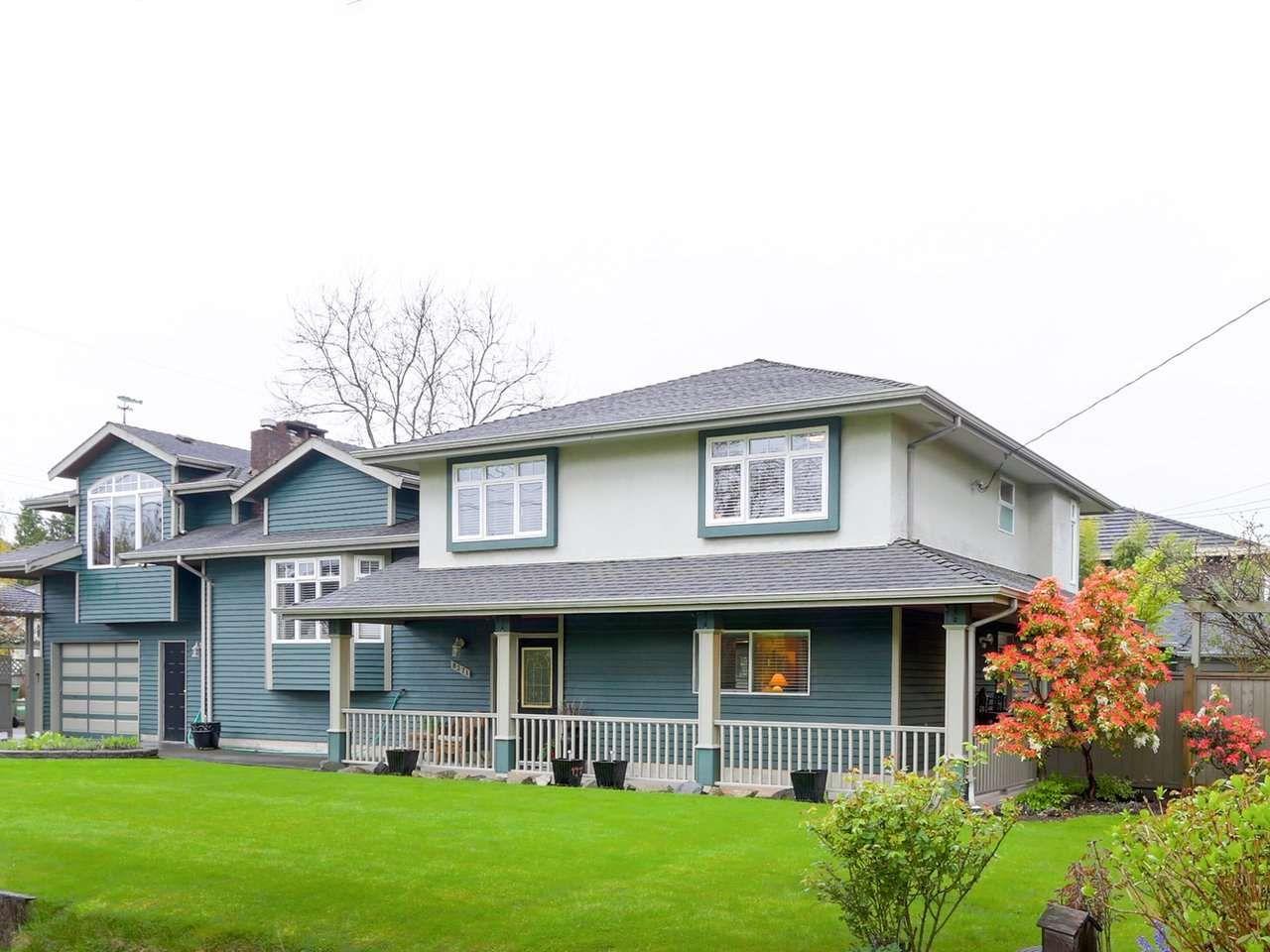 "Main Photo: 8271 CLAYSMITH Road in Richmond: Boyd Park House for sale in ""SEAFAIR"" : MLS®# R2362506"