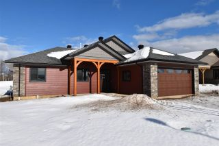 """Photo 1: 3040 TRAILSIDE Drive in Smithers: Smithers - Town House for sale in """"Ambleside"""" (Smithers And Area (Zone 54))  : MLS®# R2541836"""