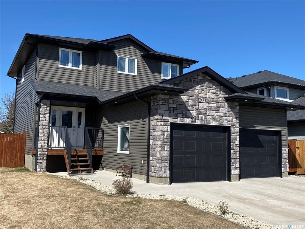 Main Photo: 433 Quessy Drive in Martensville: Residential for sale : MLS®# SK851132