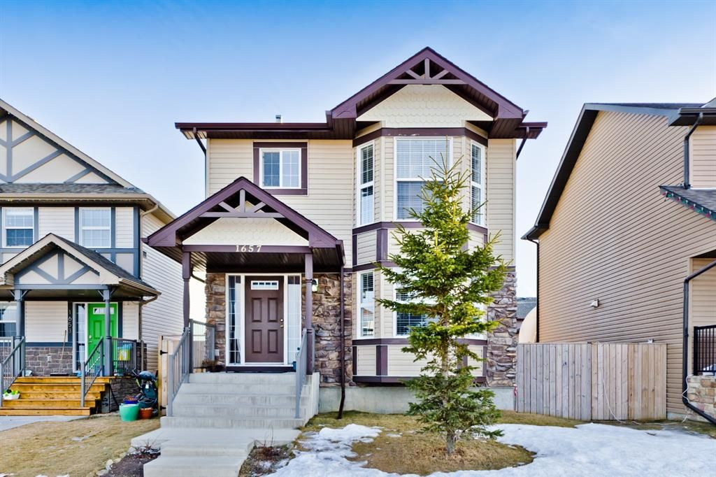 Main Photo: 1657 Baywater Road SW: Airdrie Detached for sale : MLS®# A1086256