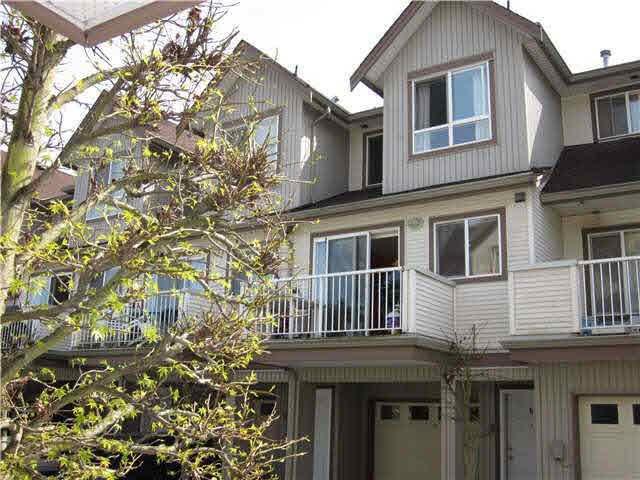 Main Photo: 6 22728 NORTON COURT in : Hamilton RI Townhouse for sale : MLS®# V885091