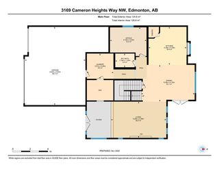 Photo 50: 3169 CAMERON HEIGHTS Way in Edmonton: Zone 20 House for sale : MLS®# E4236718