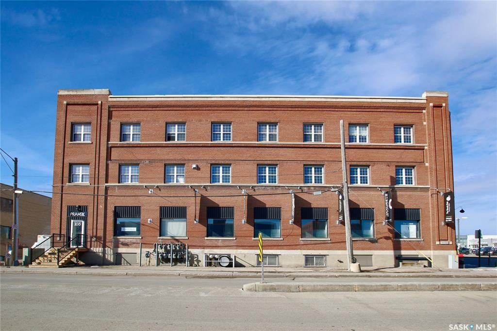 Main Photo: 304 1170 Broad Street in Regina: Warehouse District Residential for sale : MLS®# SK856775