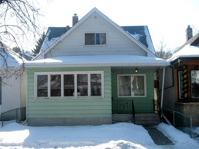 Main Photo: 504 Atlantic Avenue in WINNIPEG: North End Residential for sale (North West Winnipeg)  : MLS®# 1003406