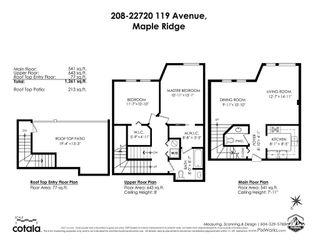 Photo 37: 208 22720 119 Avenue in Maple Ridge: East Central Condo for sale : MLS®# R2573015
