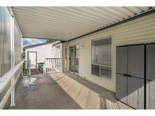 Photo 20: 10 2345 CRANLEY DRIVE in Surrey: King George Corridor Manufactured Home for sale (South Surrey White Rock)  : MLS®# R2528785