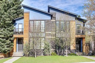 Main Photo: 1430 26 Street SW in Calgary: Shaganappi Semi Detached for sale : MLS®# A1108364