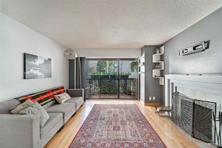 """Photo 2: 204 1649 COMOX Street in Vancouver: West End VW Condo for sale in """"Hillman Court"""" (Vancouver West)  : MLS®# R2563053"""