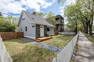 Photo 2: 814 K Avenue South in Saskatoon: King George Residential for sale : MLS®# SK856294