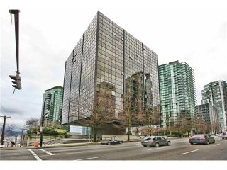 Photo 1: 1333 West Georgia in Vancouver: Coal Harbour Condo for sale (Vancouver West)  : MLS®# v878576