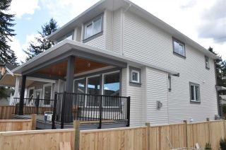 Photo 2: 3418 HASTINGS Street in Port Coquitlam: Lincoln Park PQ House for sale : MLS®# R2159709