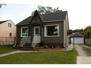 Photo 2: 524 St Catherine Street in WINNIPEG: St Boniface Residential for sale (South East Winnipeg)  : MLS®# 1423542