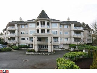 """Photo 1: 101 20120 56TH Avenue in Langley: Langley City Condo for sale in """"BLACKBERRY LANE 1"""" : MLS®# F1102193"""