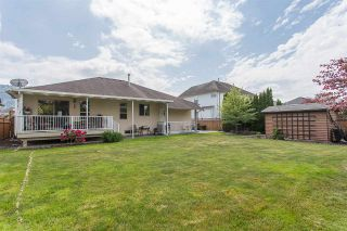 "Photo 35: 44389 ELSIE Place in Chilliwack: Sardis West Vedder Rd House for sale in ""Petersburg"" (Sardis)  : MLS®# R2564238"