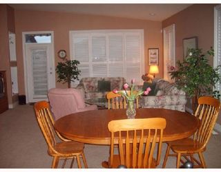 "Photo 4: 161 19639 MEADOW GARDENS Way in Pitt_Meadows: North Meadows House for sale in ""DORADO"" (Pitt Meadows)  : MLS®# V683947"