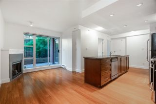 """Photo 5: 103 3811 HASTINGS Street in Burnaby: Vancouver Heights Condo for sale in """"MONDEO"""" (Burnaby North)  : MLS®# R2561997"""