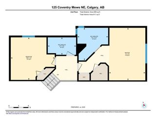 Photo 32: 125 Coventry Mews NE in Calgary: Coventry Hills Detached for sale : MLS®# A1017866