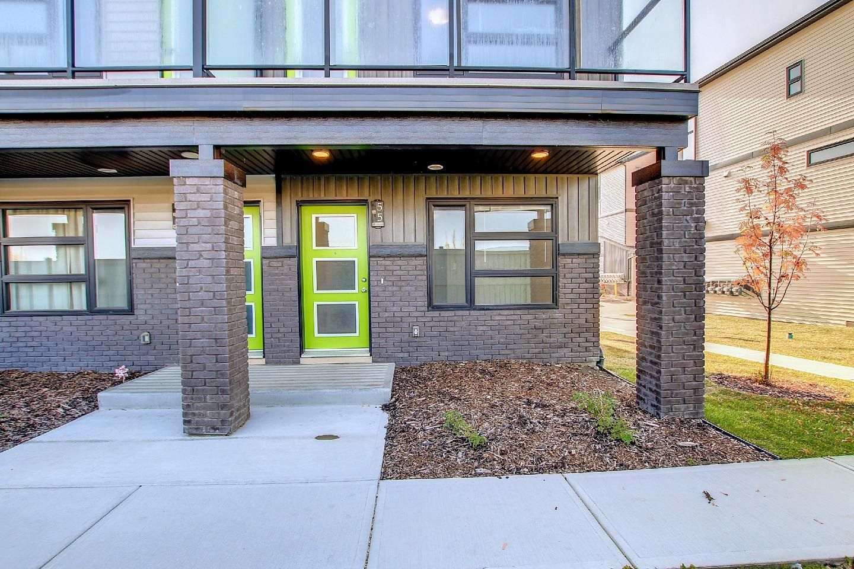 Main Photo: 55 1203 163 Street in Edmonton: Zone 56 Townhouse for sale : MLS®# E4266177