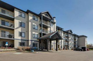 Photo 1: 448 16311 95 Street in Edmonton: Zone 28 Condo for sale : MLS®# E4243249