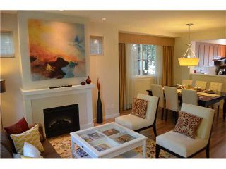 Photo 2: # 1 688 EDGAR AV in Coquitlam: Coquitlam West Condo for sale : MLS®# V1123542