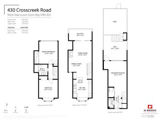 Photo 16: 430 CROSSCREEK Road: Lions Bay Townhouse for sale (West Vancouver)  : MLS®# R2504347