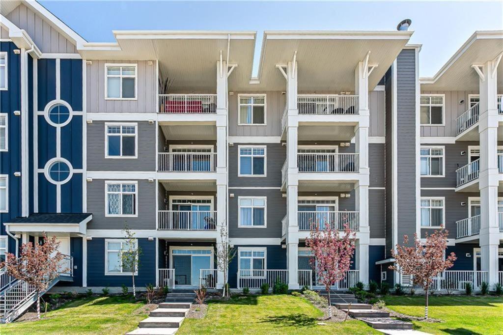 Main Photo: 311 100 Auburn Meadows Common SE in Calgary: Auburn Bay Apartment for sale : MLS®# A1093683
