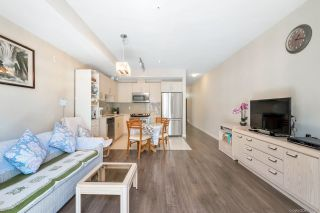 Photo 1: 318 5288 GRIMMER STREET in Burnaby: Metrotown Condo for sale (Burnaby South)  : MLS®# R2371365