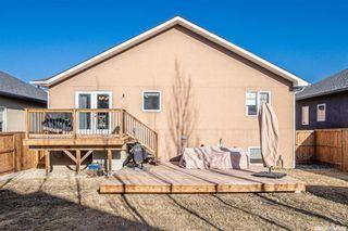 Photo 42: 602 Bennion Crescent in Saskatoon: Willowgrove Residential for sale : MLS®# SK849166