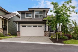 """Photo 1: 1 50634 LEDGESTONE Place in Chilliwack: Eastern Hillsides House for sale in """"The Cliffs"""" : MLS®# R2590826"""