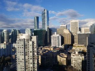 """Photo 3: 2406 1028 BARCLAY Street in Vancouver: West End VW Condo for sale in """"PATINA"""" (Vancouver West)  : MLS®# R2538595"""