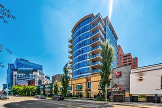 Main Photo: 403 735 2 Avenue SW in Calgary: Eau Claire Apartment for sale : MLS®# A1087926