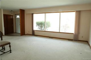 Photo 3: 829 Montrose Street in Winnipeg: River Heights South Residential for sale (1D)  : MLS®# 1808199