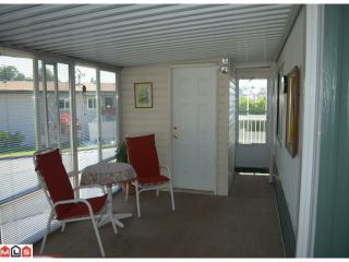 """Photo 4: 64 1640 162ND Street in Surrey: King George Corridor Manufactured Home for sale in """"CHERRY BROOK PARK"""" (South Surrey White Rock)  : MLS®# F1223930"""