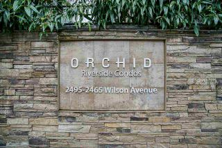 """Photo 1: 213 2465 WILSON Avenue in Port Coquitlam: Central Pt Coquitlam Condo for sale in """"ORCHID"""" : MLS®# R2554346"""