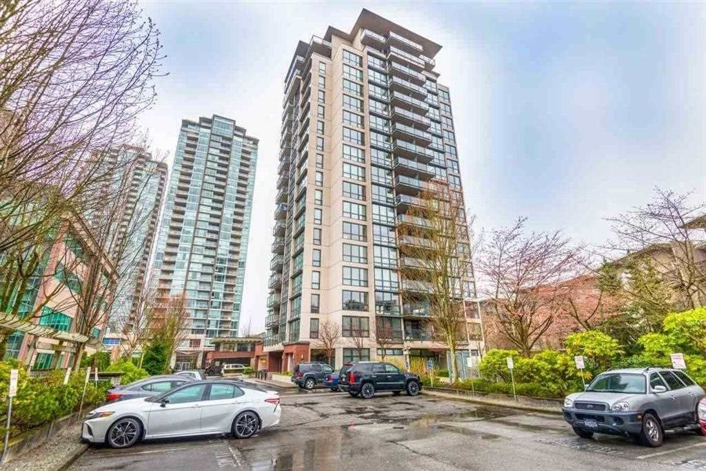 "Main Photo: 1106 2959 GLEN Drive in Coquitlam: North Coquitlam Condo for sale in ""THE PARC"" : MLS®# R2520977"