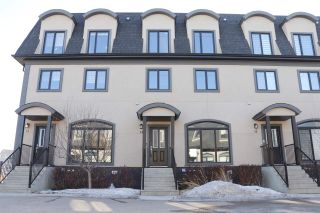 Photo 32: 14 5873 MULLEN Place in Edmonton: Zone 14 Townhouse for sale : MLS®# E4233910