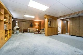 Photo 16: 637 Kilkenny Drive in Winnipeg: Fort Richmond Residential for sale (1K)  : MLS®# 1806711