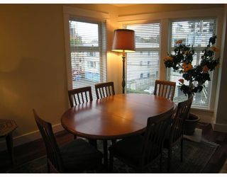 "Photo 4: 402 1586 W 11TH Avenue in Vancouver: Fairview VW Condo for sale in ""TORREY PINES"" (Vancouver West)  : MLS®# V672396"
