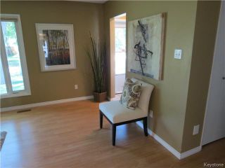 Photo 3: 66 Bank Avenue in WINNIPEG: St Vital Residential for sale (South East Winnipeg)  : MLS®# 1418247